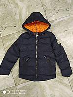 Куртка утепленная для мальчиков подростков