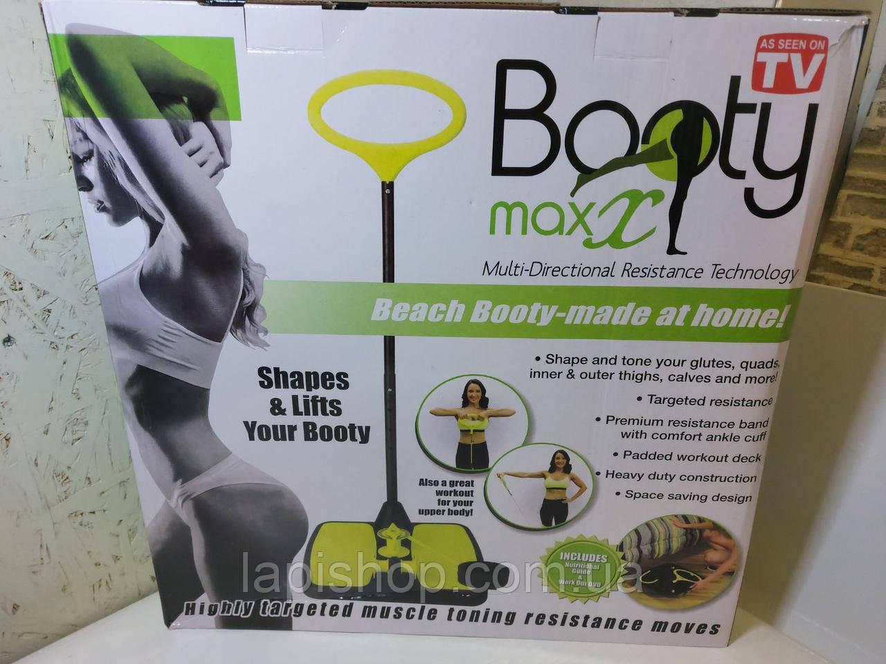 Фитнес тренажер для тела Booty Max  №A51