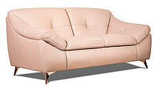 """Двомісний шкіряний диван """"Nebraska"""" (Небраска) (187см), фото 3"""
