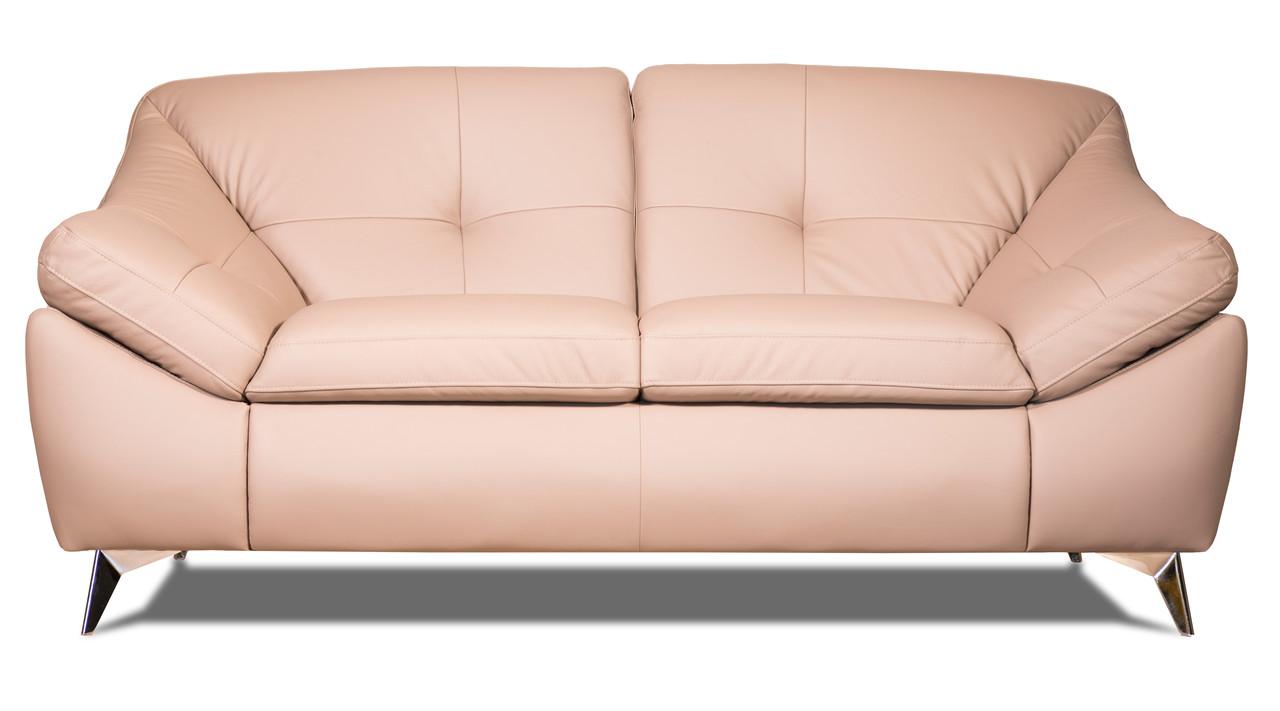 """Двомісний шкіряний диван """"Nebraska"""" (Небраска) (187см)"""
