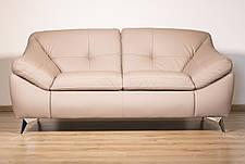 """Стильный кожаный диван """"Nebraska"""" (Небраска), фото 2"""