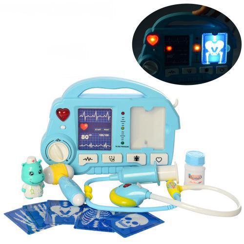 Доктор HZ610-810 (Blue)