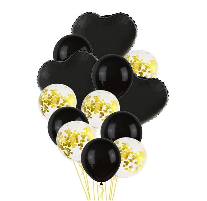Набор воздушных шаров на Halloween 011