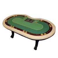 Стол для покера «Люкс» на 7 игроков