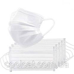 ПОДАРОК! Одноразовая маска защитная - 10 шт. / Маска для лица