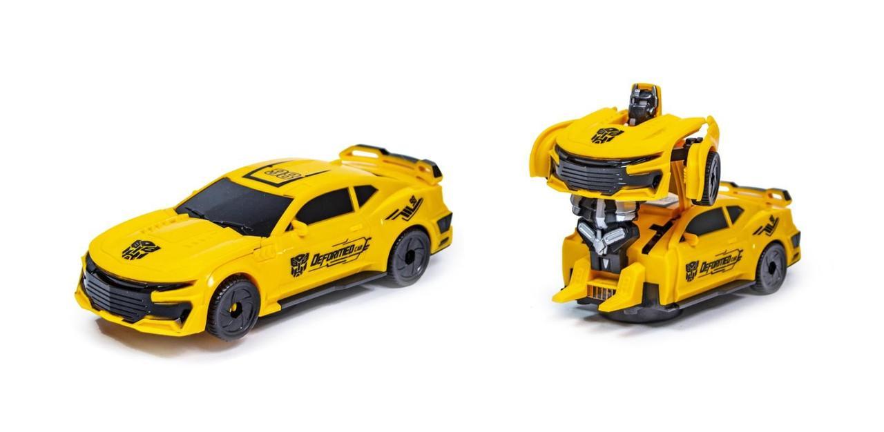 Детская машинка-трансформер Бамблби 5090B со световыми и звуковыми эффектами