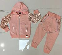 Детский костюм 3-10 лет для девочек Турция оптом