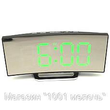 Часы настольные 6507 Зеленые, фото 2