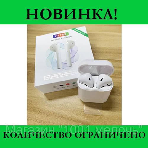Беспроводные наушники i18-TWS