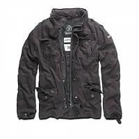 Куртка Brandit Britannia Jacket Black