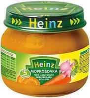 Морковочка Heinz хайнц, 80 г