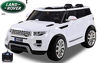 Детский электромобиль Range Rover 8888: 9 км/ч, EVA - WHITE - купить оптом, фото 1