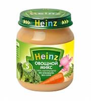 Овощной микс Heinz хайнц, 120 г
