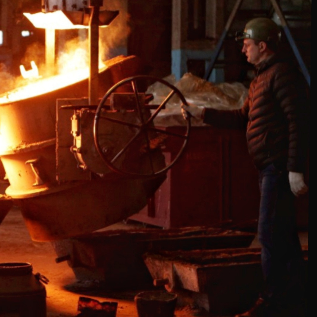 Отливки, литье промышленных деталей и изделий