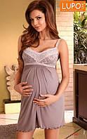 Сорочка для беременных и кормящих Lupo  1383, фото 1