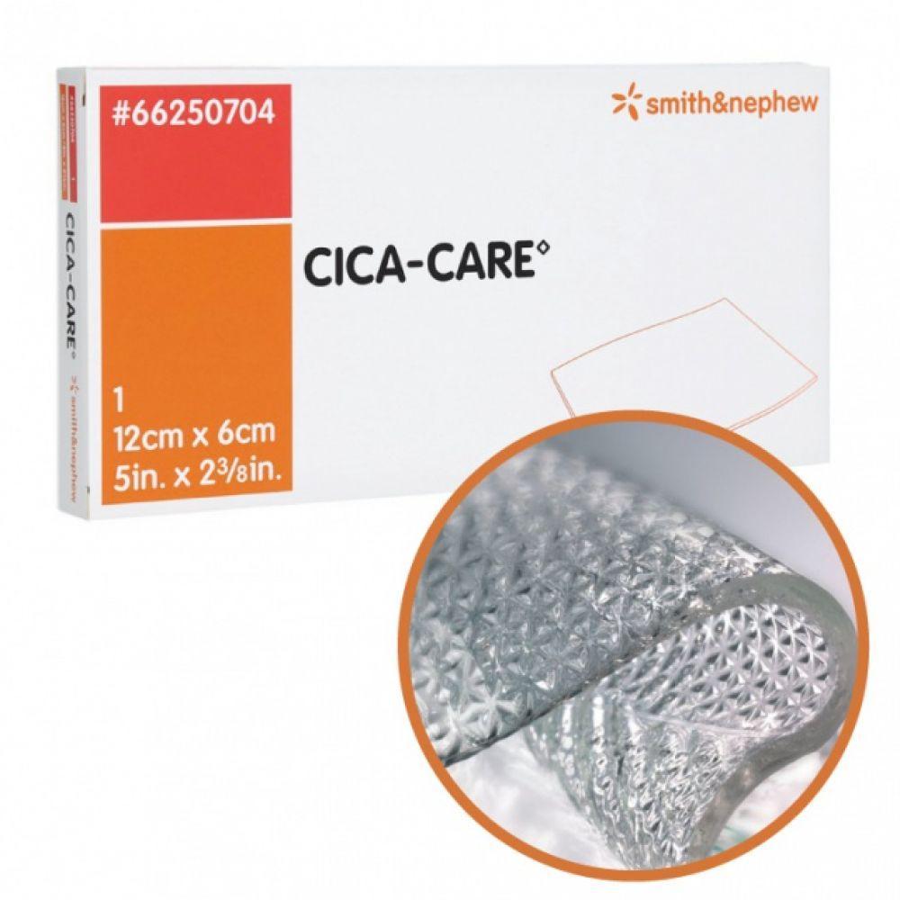 Cica Care 6х12см - Силіконовий пластир від рубців і шрамів