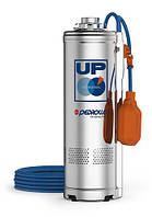 UPm 4/5-GE насос с поплавком для колодца многоступенчатый моноблочный, фото 1