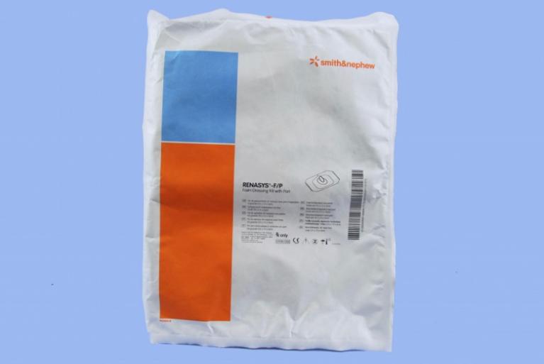 Renasys XL 38х60см - Прозора плівкова пов'язка для вакуум терапії (5шт)