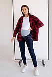 Удобные демисезонные джинсы для беременных, фото 2