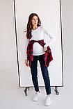 Удобные демисезонные джинсы для беременных, фото 3