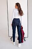 Удобные демисезонные джинсы для беременных, фото 6