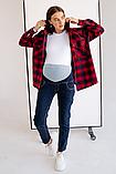 Удобные демисезонные джинсы для беременных, фото 4