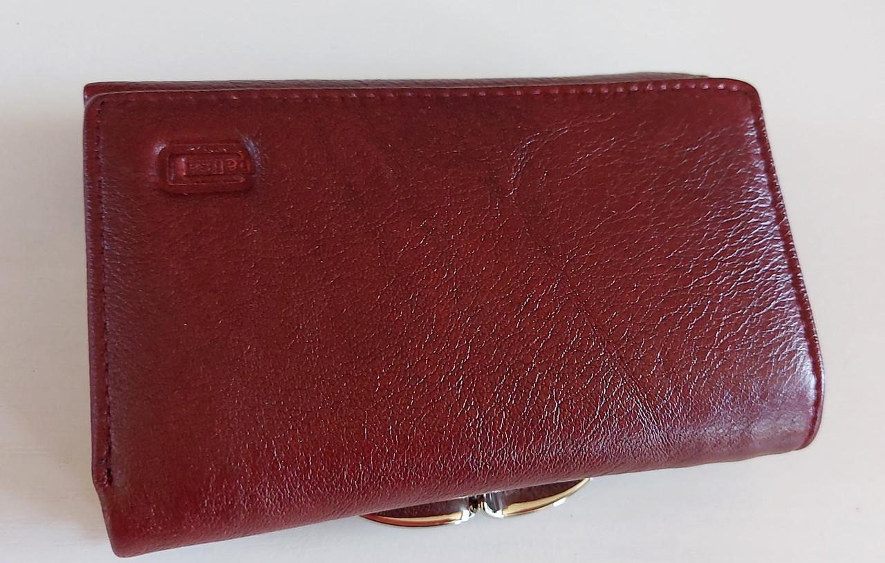 Жіночий шкіряний гаманець BalisaPY-H148 т. червоний Жіночі шкіряні гаманці БАЛІСА оптом Одеса 7 км