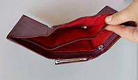 Жіночий шкіряний гаманець BalisaPY-H148 т. червоний Жіночі шкіряні гаманці БАЛІСА оптом Одеса 7 км, фото 5