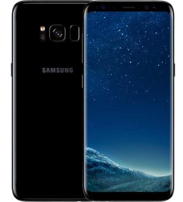 Смартфон Samsung Galaxy S8 G950U 4\64Gb Midnight Black