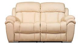 Современный двухместный диван с механизмом реклайнер - BOSTON