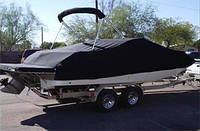 Для чего нужен транспортировочный тент на катер, лодку или яхту ?!