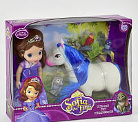 Кукла с лошадкой Кукла для девочки Детская игрушка Подарок для девочки