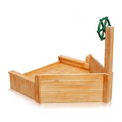 SportBaby Кораблик пристройка для площадки
