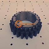 Шестерня ведомая 3 диапазона КПП ЮМЗ 8270 75-1701116-Б, фото 2