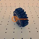 Шестерня ведомая 3 диапазона КПП ЮМЗ 8270 75-1701116-Б, фото 7