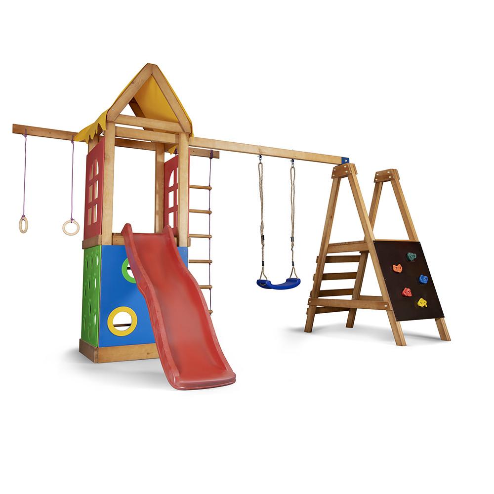 SportBaby Детский игровой комплекс  Babyland-24