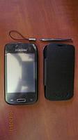 Samsung s 668 Galaxy focus 3 (Duos, 2 sim,сим) + чехол и стилус