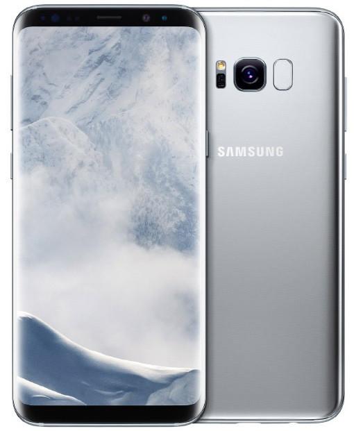 Смартфон Samsung Galaxy S8 G950FD 4\64Gb Arctic Silver