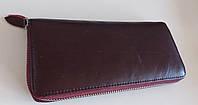 Жіночий шкіряний гаманець Balisa PY-L147 бордо Жіночі шкіряні гаманці БАЛІСА оптом Одеса 7 км, фото 2