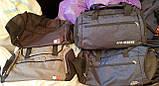 Спортивные дорожные сумки (4цвета)27х48см, фото 4