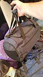 Спортивные дорожные сумки (4цвета)27х48см, фото 5