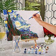 Начало творчества для картин по номерам