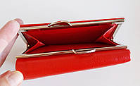 Женский кожаный кошелек Balisa PY-H149 ярко-красный Женские кожаные кошельки БАЛИСА оптом Одесса 7 км, фото 3