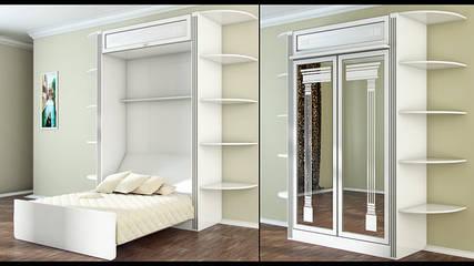 Механизмы для шкаф-кроватей