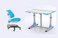Комплект детской мебели CAPTAIN K-4 + ку-318 whait comf-pro