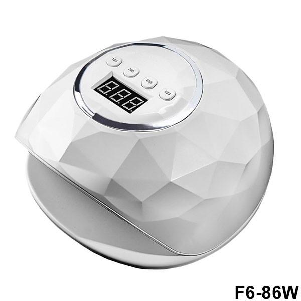 Sun F6 86 Вт UV/LED лампа с дисплеем