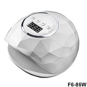 Sun F6 86 Вт UV/LED лампа з дисплеєм