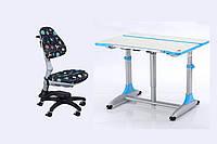 Комплект детской мебели CAPTAIN K-4 + ку-318 BL comf-pro