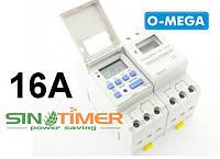 Таймер для инкубатора недельный TM615 программируемый многофункциональный