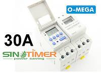 Таймер для инкубатора недельный TM615H программируемый многофункциональный, фото 1